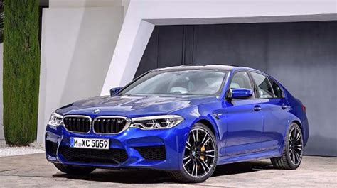 m5 bmw 2018 2018 bmw m5 images leaked before its world debut drivers