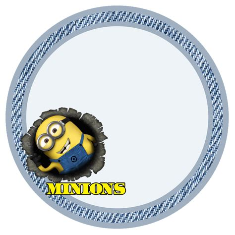 minions free printable bunting labels and toppers is minions nice free printable mini kit oh my fiesta in