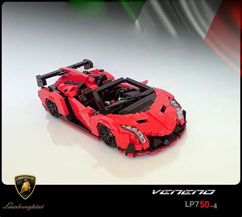 lamborghini set lambo veneno roadster the awesomer