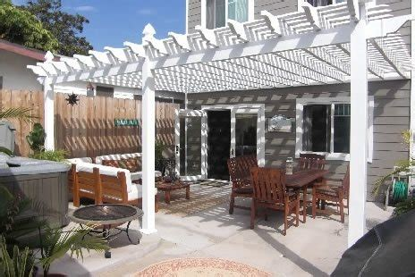 pvc patio covers vinyl patio covers landscaping network