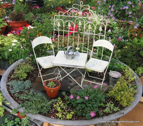 Miniature Garden Ideas Inspiration Gallery