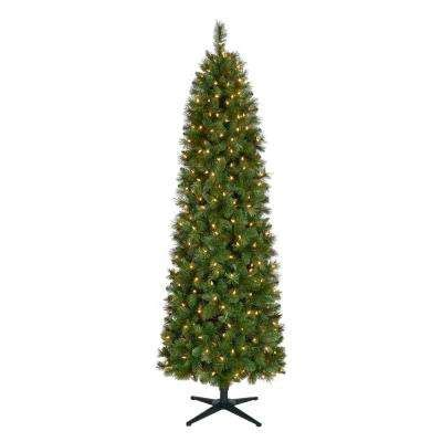 ashland 9 ft grow and stow christmas tree reviews special values decorations the home depot