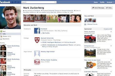 fotos para perfil no facebook facebook veja o que mudou no perfil do usu 225 rio de 2005 a