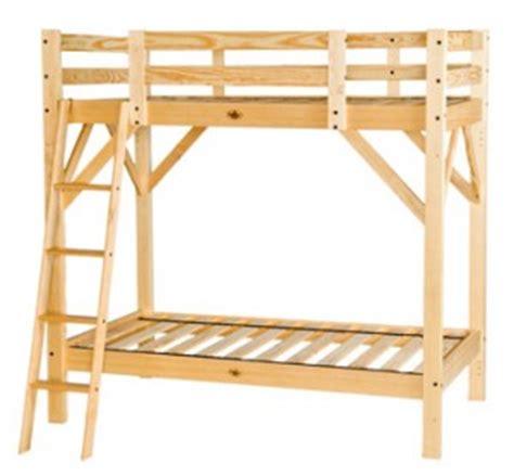 simple bunk bed plans simple bunk bed plans bed plans diy blueprints