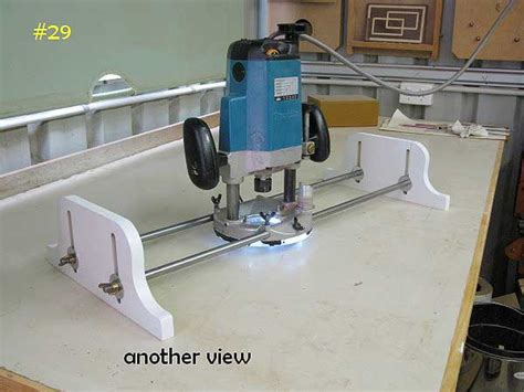 A Beginners Guide To Making Router Skis Router Forums
