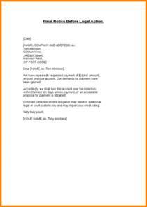 10 legal notice letter format ledger paper