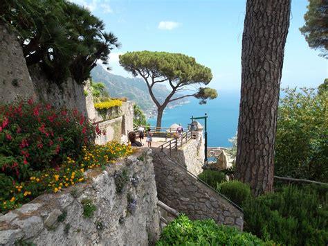 giardini di ravello giardini di villa rufolo ravello viaggi vacanze e