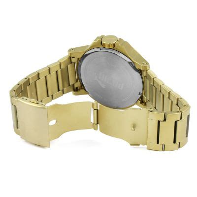 Ultrasize Gold herren pu10346 ultrasize 50 metal gold uhren