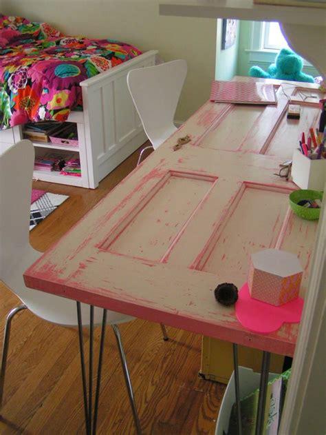 desk made from door best 25 door desk ideas on