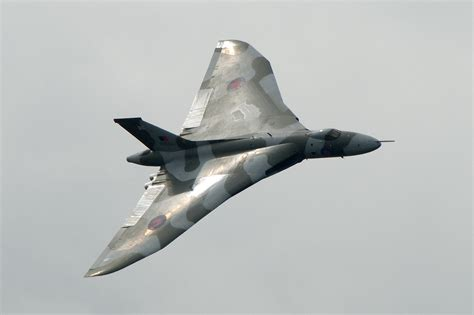 Boomber Voolcon end of vulcan bomber