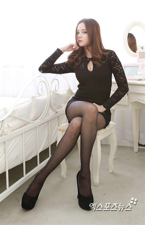 Bj 378 Office Style Black Dress s collection 미란다커 닮은 육덕 글래머모델 홍여름