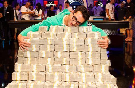 Winning Money Online Poker - poker players winnings begin to rival sports stars