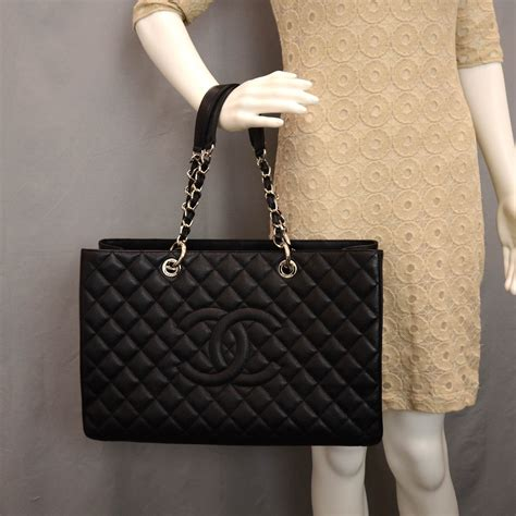 Sho Caviar chanel grand shopping tote www pixshark images