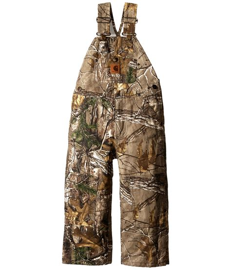 Overal Kid By Z Shop carhartt camo bib overalls at zappos