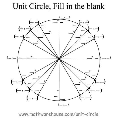 the unit circle projec college paper service
