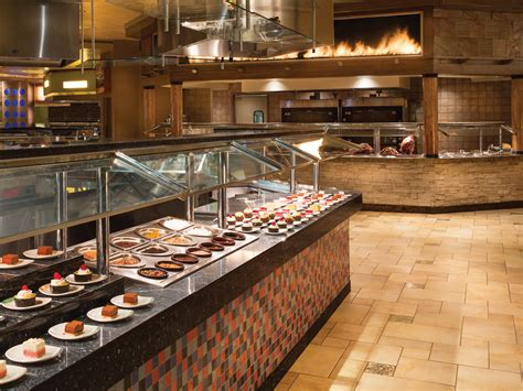 The Best Family Restaurants In Las Vegas Family Vacation Hub The Buffet At The