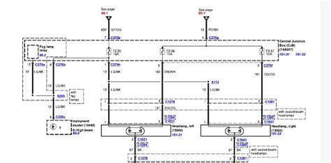 ford f 350 headlight switch wiring diagram wiring diagram