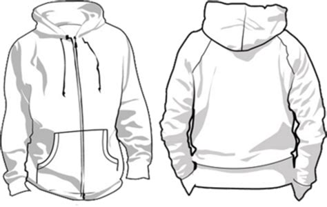hoodie design template png hoody vorlage psd vektorgrafik vectorhq com