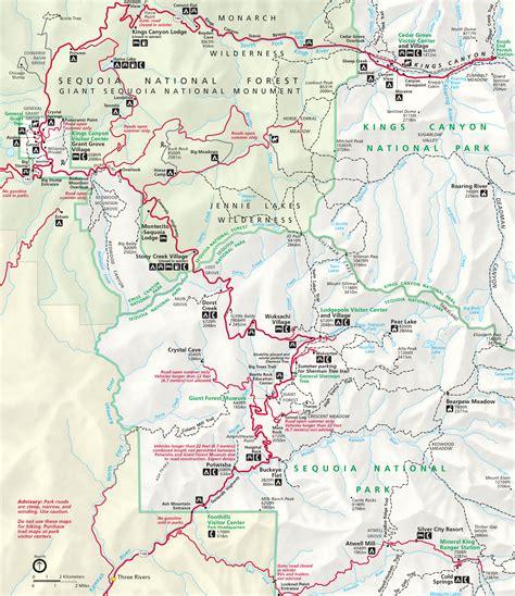 sequoia national park map sequoia national park sequoia hiking nature bite me