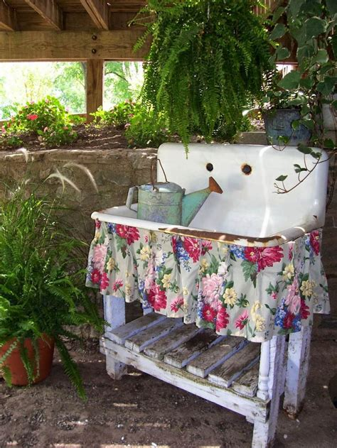 Garden Accents By Best 25 Vintage Outdoor Decor Ideas On Rustic