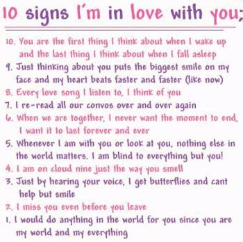 10 Signs Your Friend Is In An Relationship by True 01 Sayings