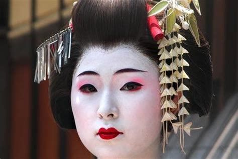 tattoo viso geisha how to trucco geisha glamour it