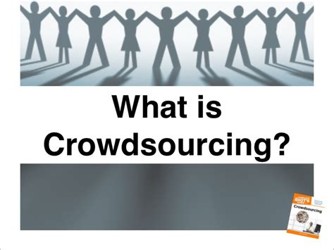 crowdsourcing design what is crowdsourcing