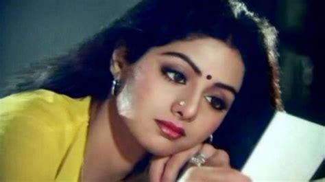 chandni indian actress legendary bollywood actress sridevi passes away at 54