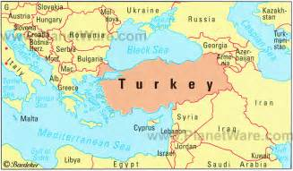 Turkey Syria Map by Turkey And The New Middle East Regional Political
