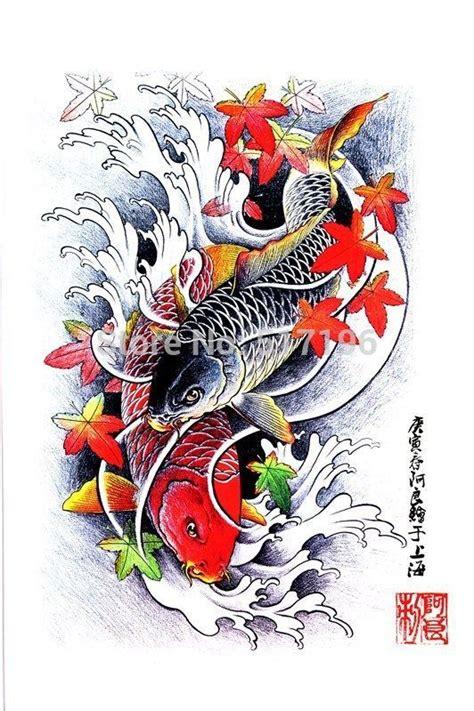 tatto ikan koi simpel 1000 ideas about koy fish tattoo on pinterest koi fish