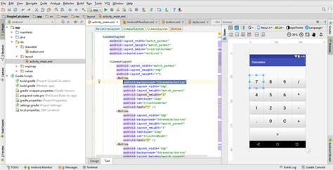 membuat aplikasi sederhana pada android 9 langkah mudah membuat aplikasi kalkulator sederhana di
