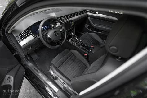 volkswagen passat 2016 interior 2016 volkswagen passat 2 0 bitdi 4motion review
