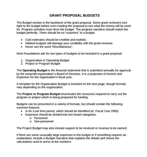 sle grant proposal 8 documents in pdf word