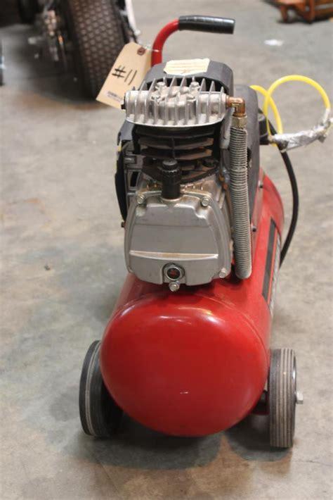 durabilt model dp portable air compressor