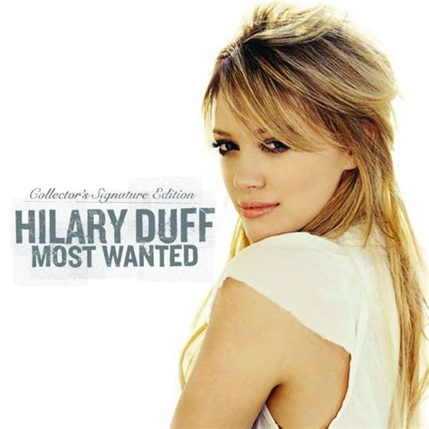 Someone Wanted To Kill Hilary Duff by Hilary Duff Disney Lizzie Mcguire Hilary Duff