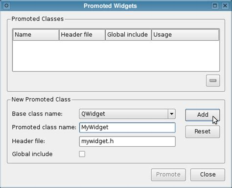 qt designer move widget layout using custom widgets with qt designer qt designer manual