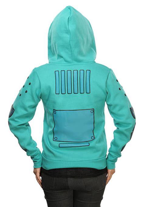 Hoodie Zipper Adventure Time Zero Clothing I Am Beemo Hoodie Thinkgeek
