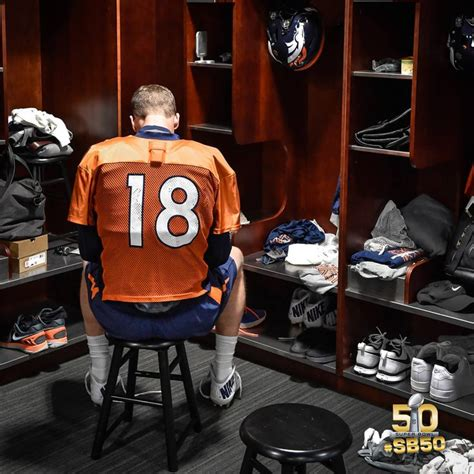 peyton manning locker room 17 best images about peyton manning on nfl history football and tennessee