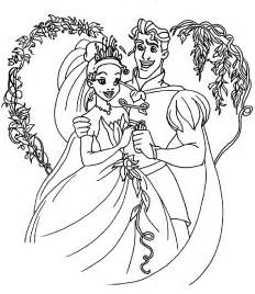 prince naveen coloring pages coloring home