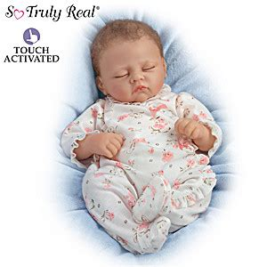 baby doll breathes coos and has a heartbeat reviews lifelike baby doll