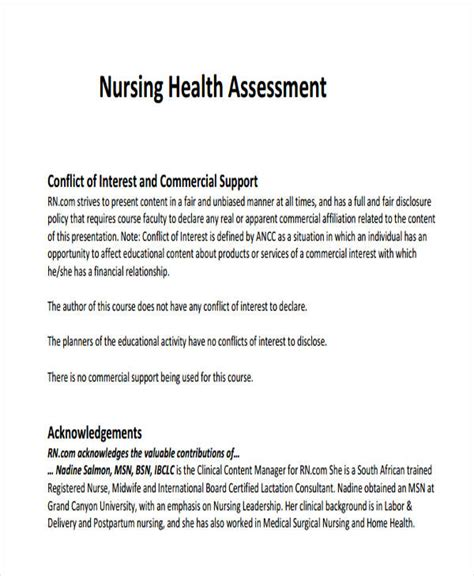 assessment and care planning in mental health nursing uk sle health assessment sle job assessment form