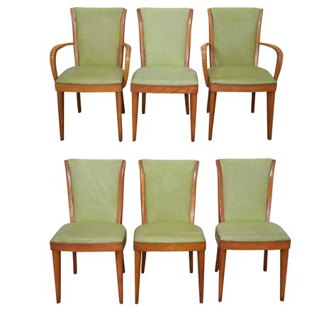 dining room chairs set of 6 heywood wakefield vintage dining chairs dining room