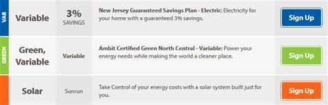 ambit energy rates nj electric and gas rates ambit energy