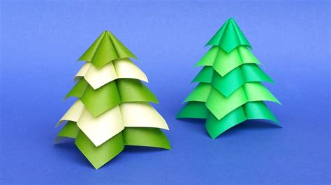 Origami Palm Tree - origami easy origami tree how to make a