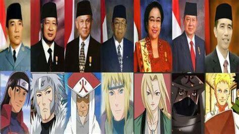 film naruto yang tidak ditayangkan di tv ada kemiripan antara presiden dan hokage di film naruto