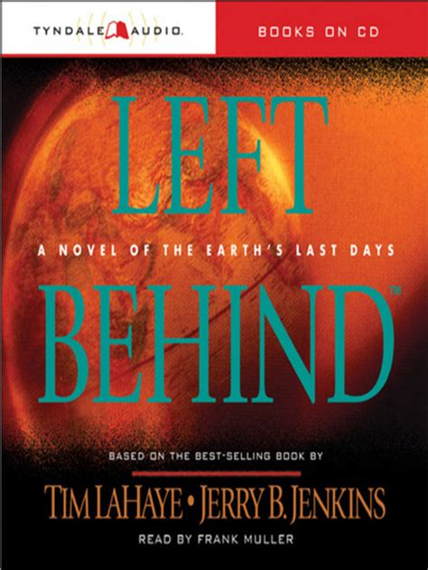 left to chance a novel books left left series book 1 by tim lahaye