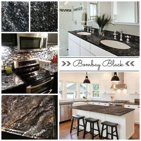 Painting Kitchen Countertops Black by Bombay Black Kit Giani Countertop Paint