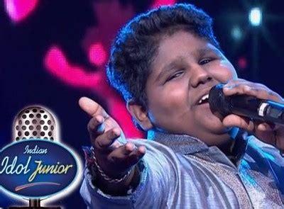 vaishnav girish sings ek hasina thi  indian idol junior