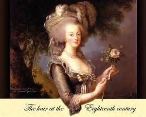 industrial revolution hairstyles the hair at the 18th century revolution titles and