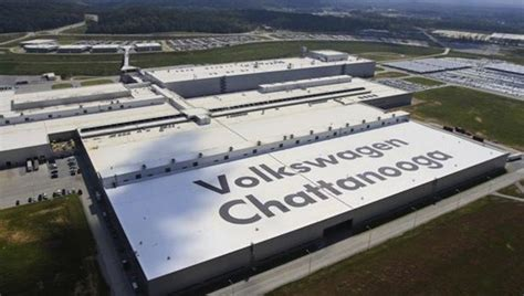 environmental facts about vw s chattanooga tn plant